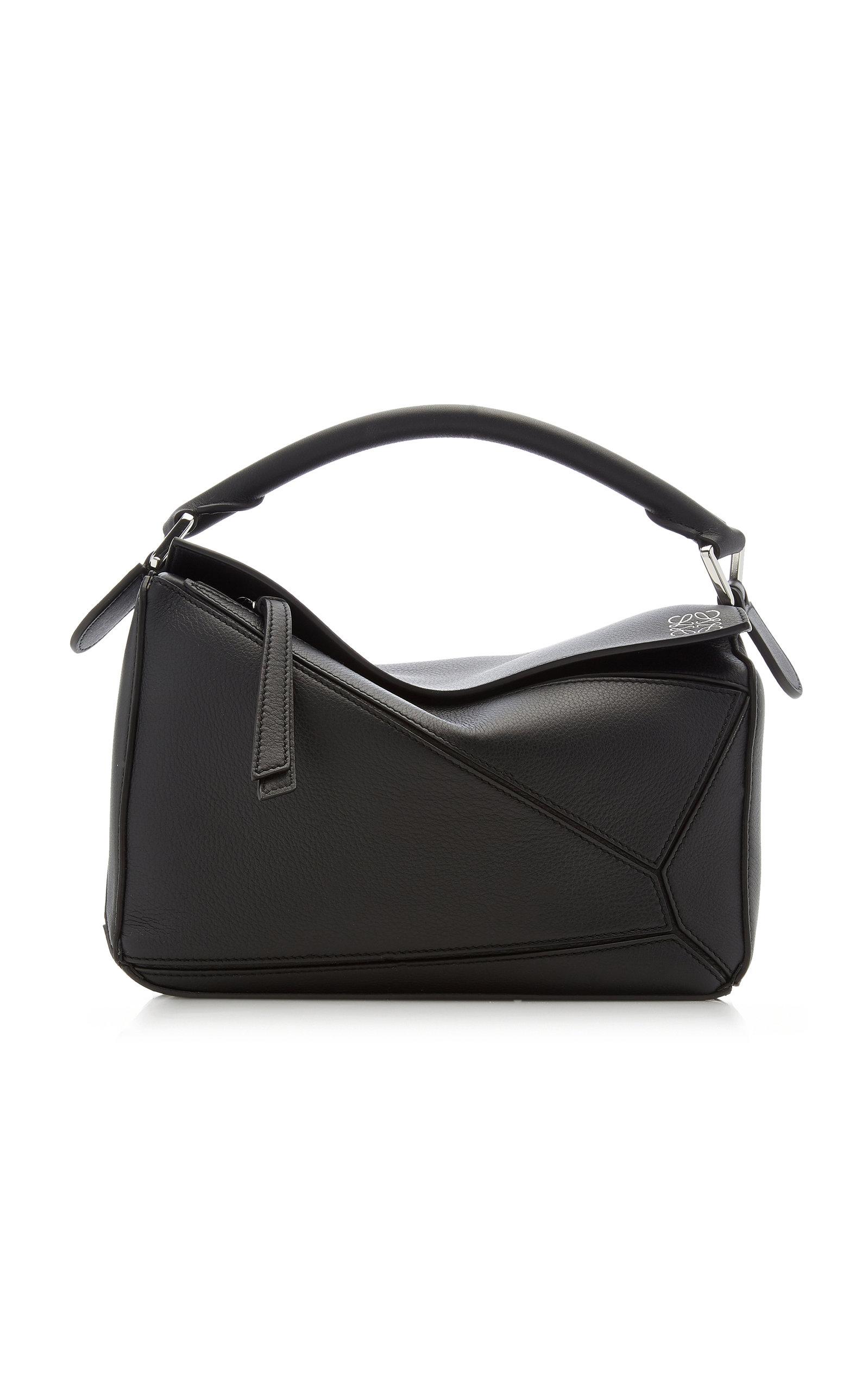 896e9beee2e7f Puzzle Small Leather Bag by Loewe | Moda Operandi