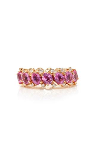 Medium qayten pink ez pink ring