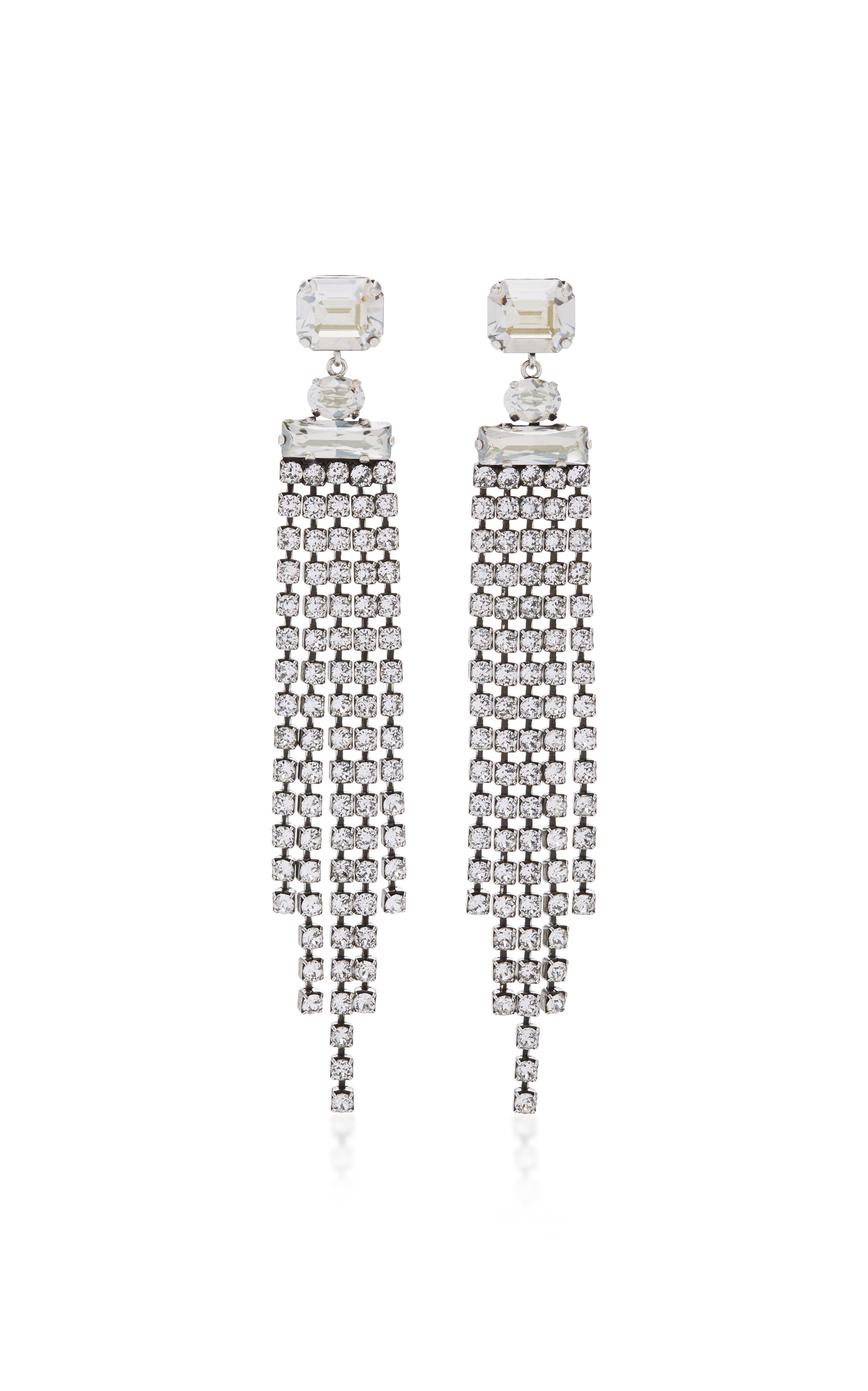 Silver Cascading Earrings Isabel Marant OEjnZX5xn