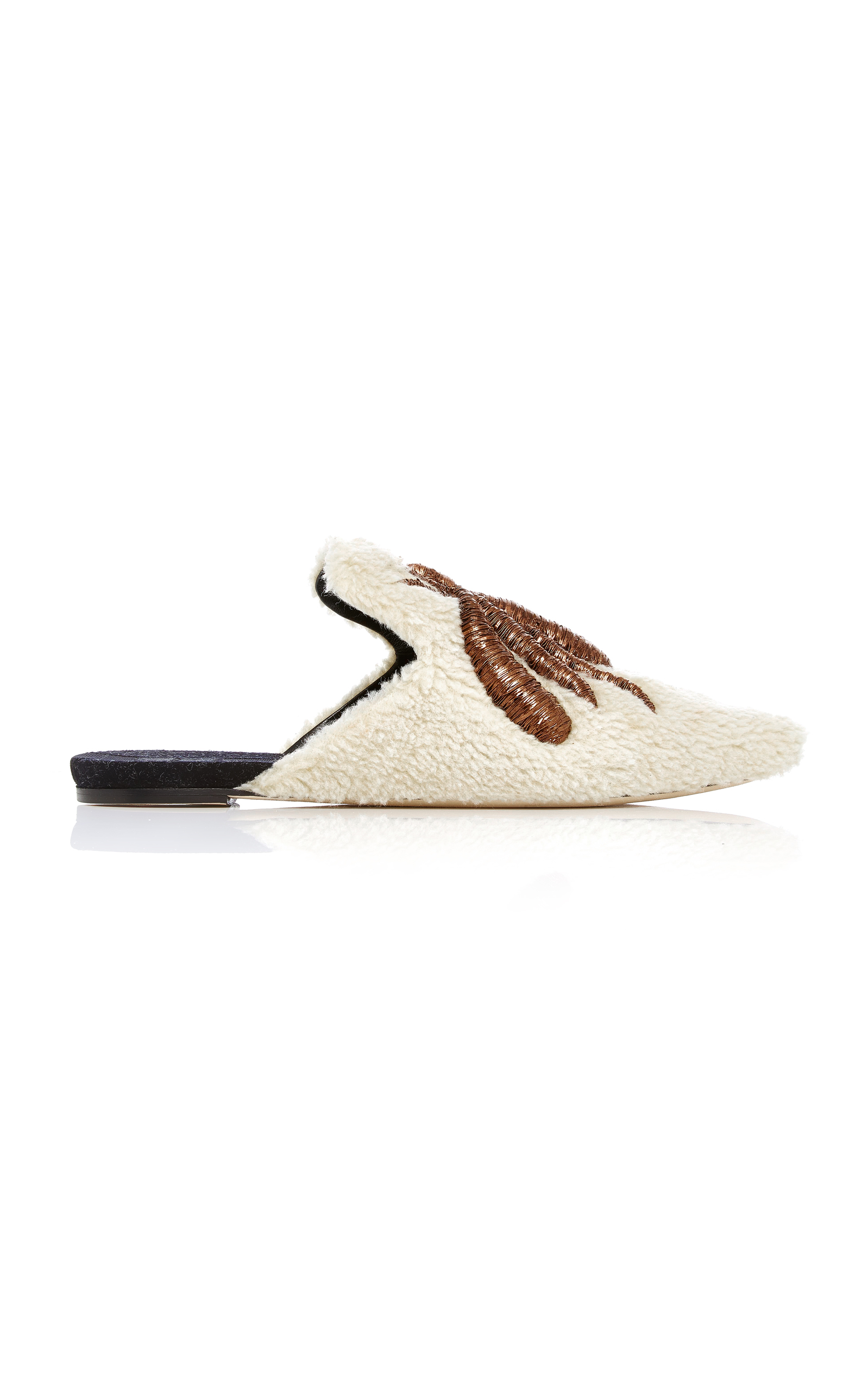 Embroidered Slippers Spring/summer Sanayi 313 VukRuw3q