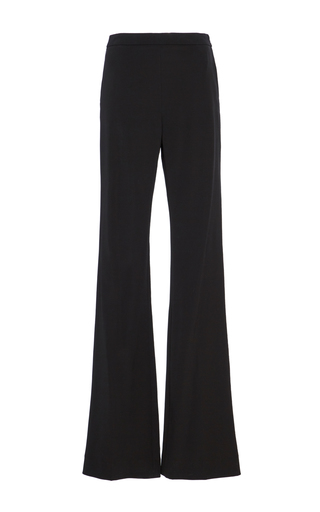Medium christian siriano black high waisted trousers 2