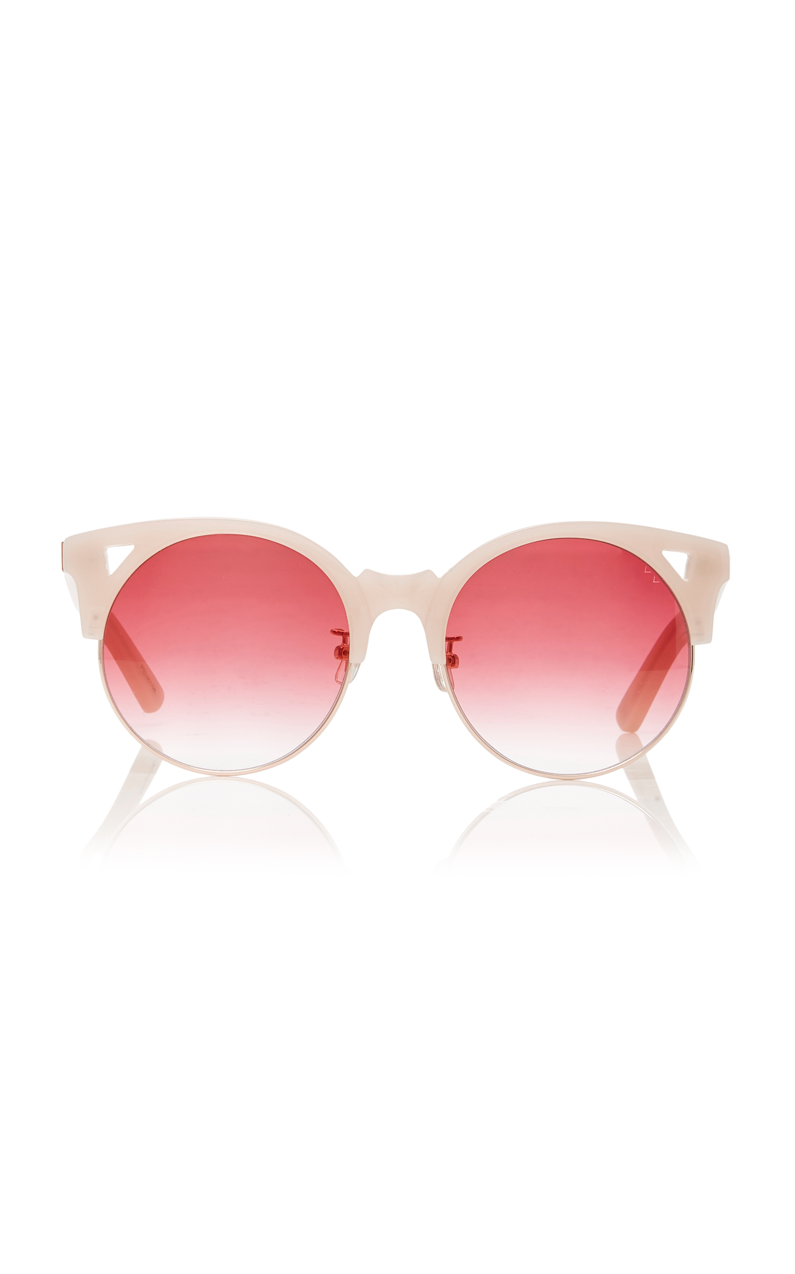 Tortoiseshell Acetate Cat-Eye Sunglasses Pared Eyewear c0TLFu7yo