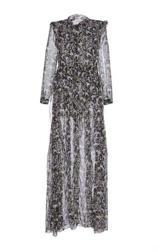 Medium giuseppe di morabito print printed georgette long dress
