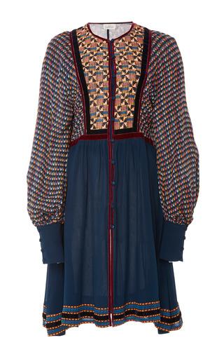 Medium talitha print ashanti print athena dress