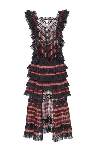 Medium zimmermann stripe folly dapper dress