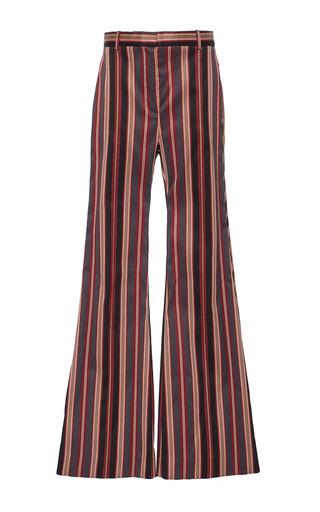 Medium zimmermann stripe folly uniform pant