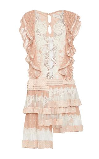 Medium zimmermann pink folly dizzy dress