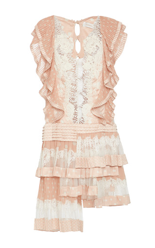 Medium zimmermann pink folly dizzy dress