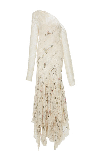 Medium zimmermann white maples temperance long dress