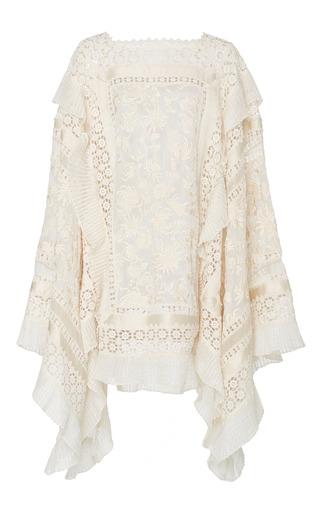 Medium zimmermann white maples boudoir mini dress