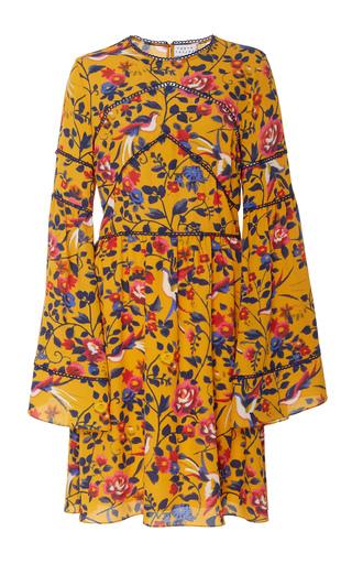 Medium tanya taylor floral caterina mini dress