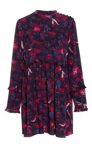 Medium tanya taylor floral dyllan floral print dress