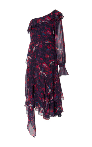 Medium tanya taylor floral isua floral dress