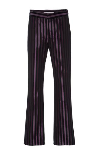 Medium emilio de la morena stripe striped trousers