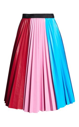 Medium romance was born multi continuum pleated skirt