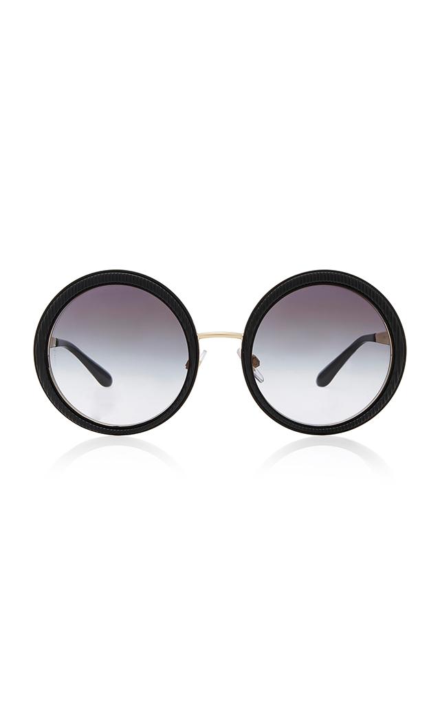 d58ed4443ba Round-Frame Sunglasses by Dolce   Gabbana