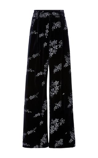 Medium jill stuart black rosalie wide leg pant