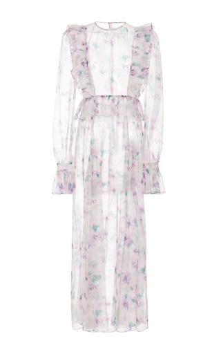 Medium jill stuart floral josephine gardenia dress