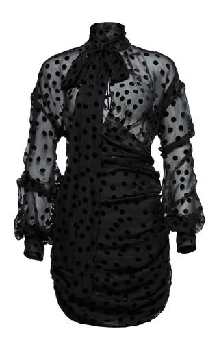 Medium magda butrym black cuzco dress