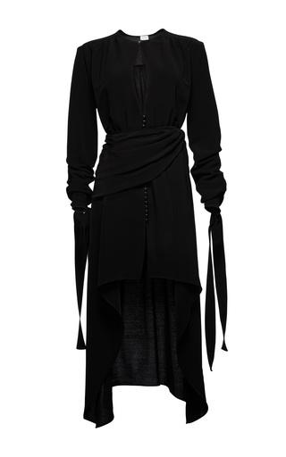 Medium magda butrym black gela dress