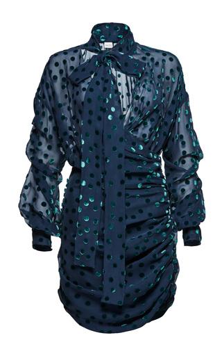 Medium magda butrym navy cuzco dress 2
