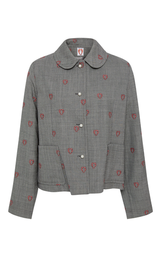 Medium shrimps grey gladys jacket