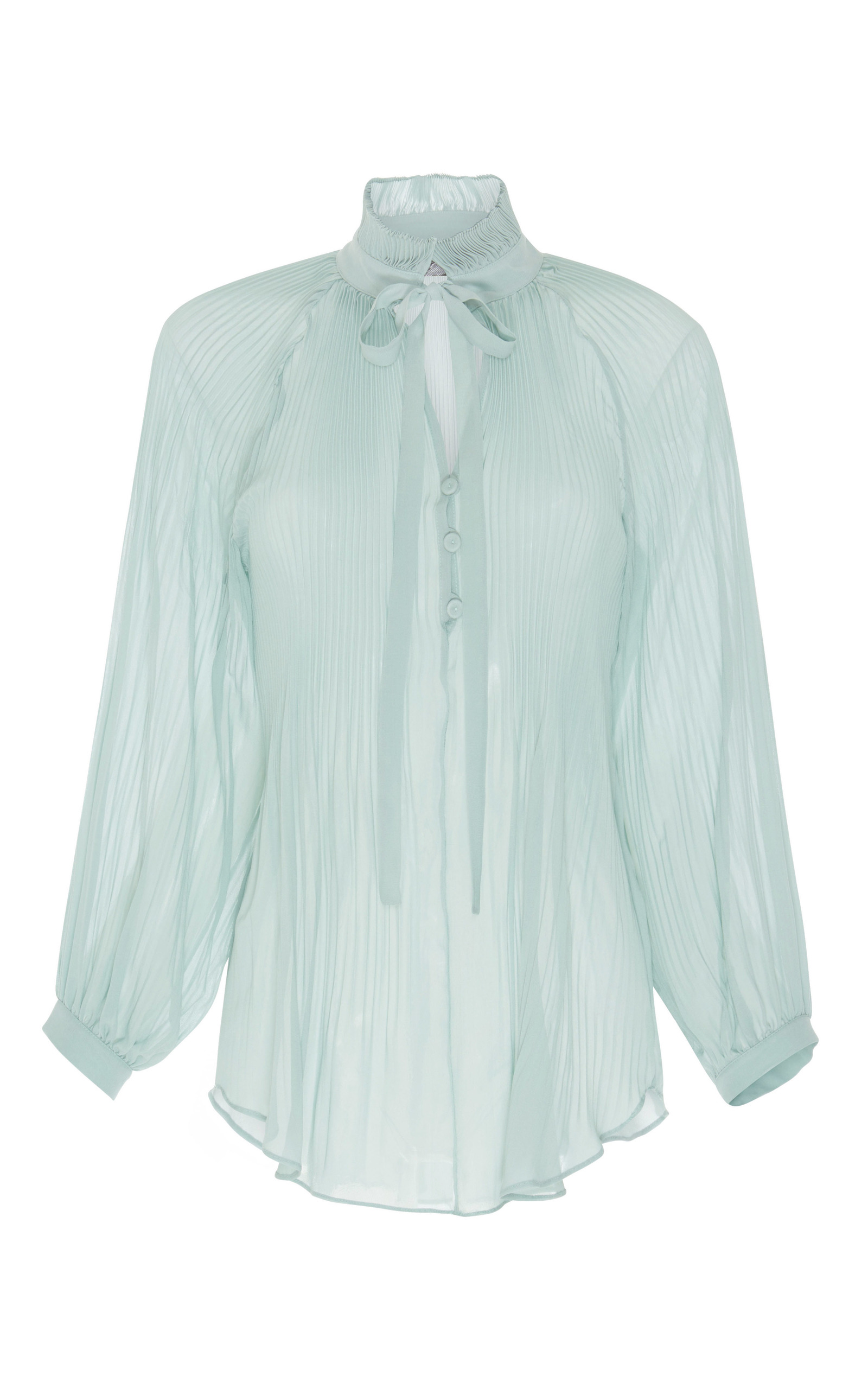 Long Sleeve Blouse Luisa Beccaria Fashionable Cheap Online Outlet Big Discount Outlet New Styles Cheap And Nice Vo1EJs