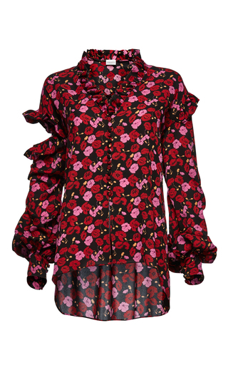 Medium magda butrym floral forli blouse 2