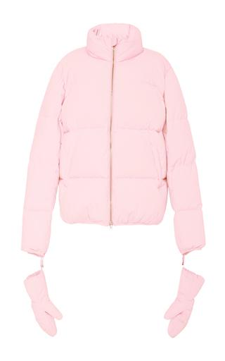 Medium nicopanda pink uptown puffer jacket