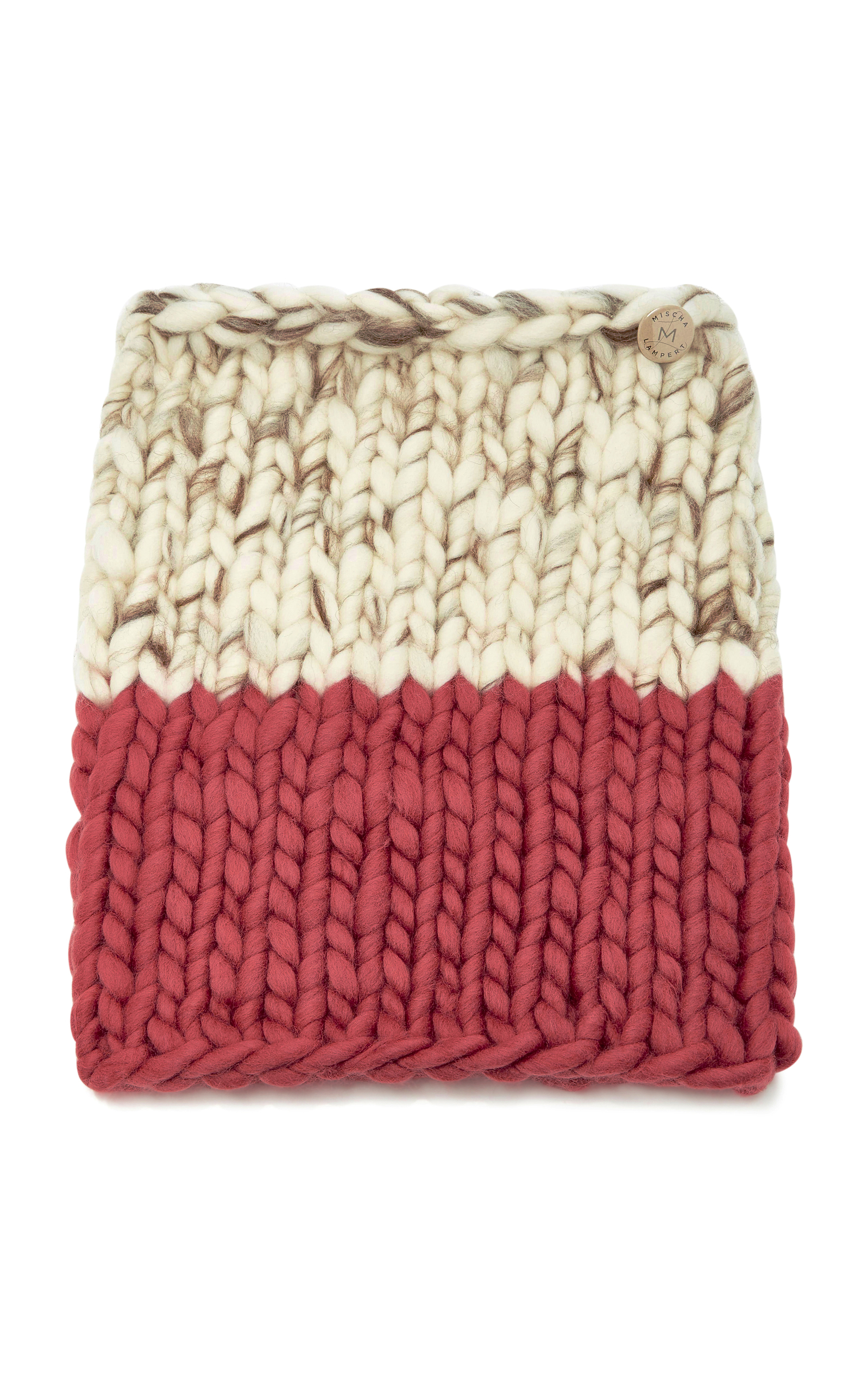 MISCHA LAMPERT REGULAR SNOOD SCARF