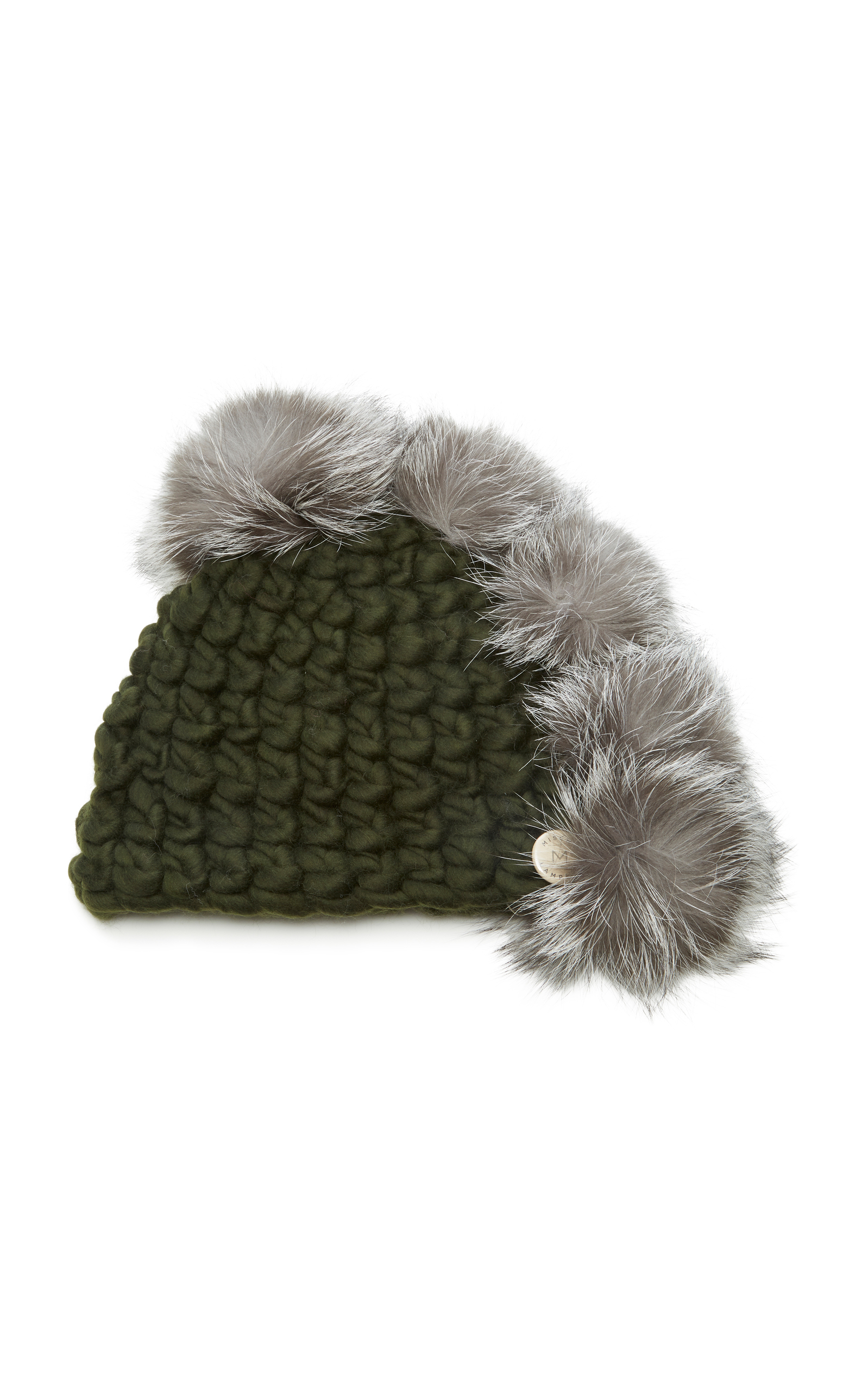 MISCHA LAMPERT POHAWK MERINO WOOL CHILD BEANIE