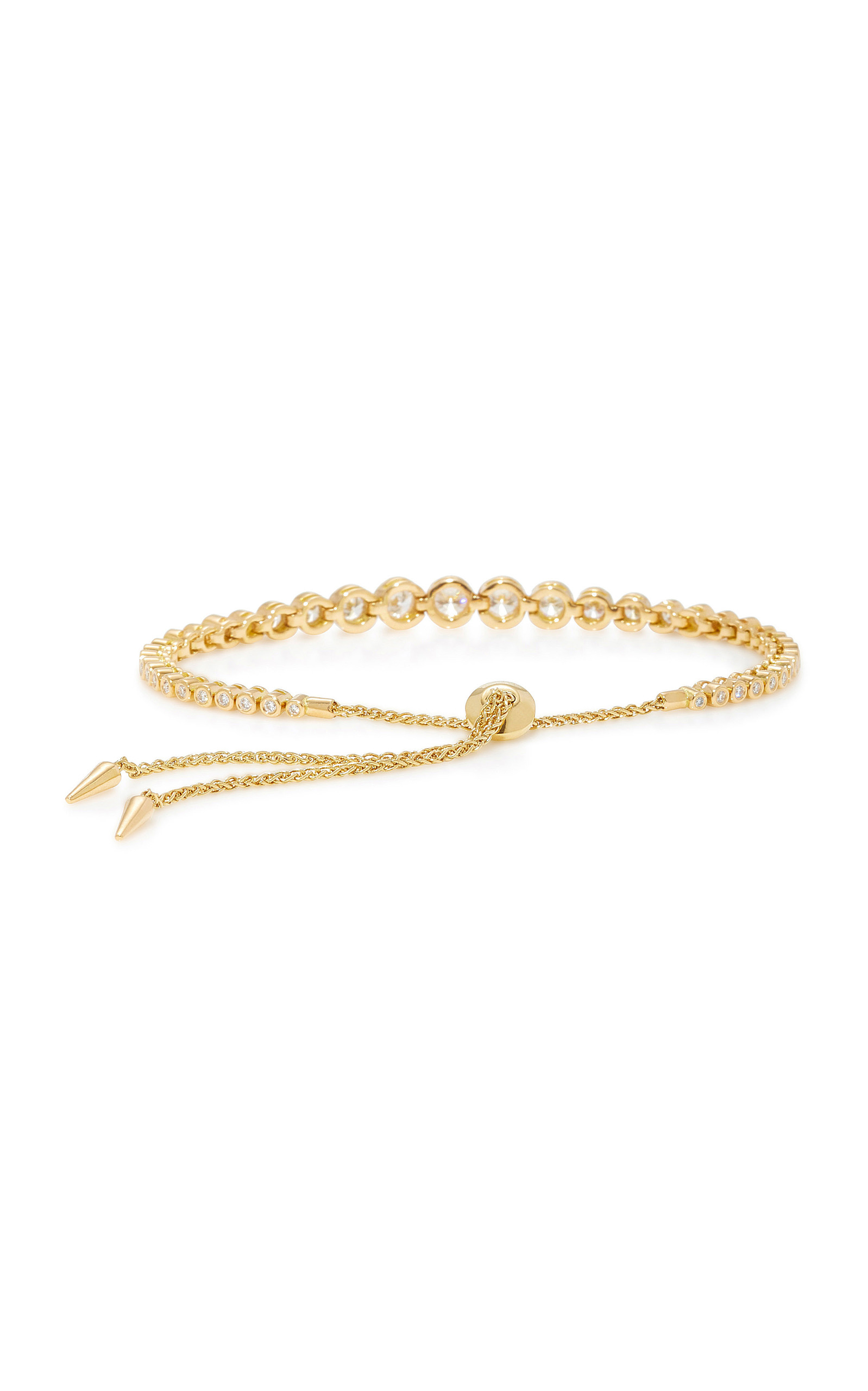 jemma slider gold bracelet operandi by moda wynne loading large