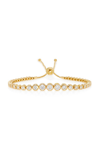 Medium jemma wynne gold slider bracelet