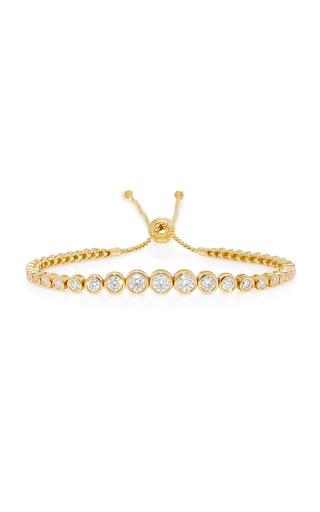 Medium jemma wynne gold slider bracelet
