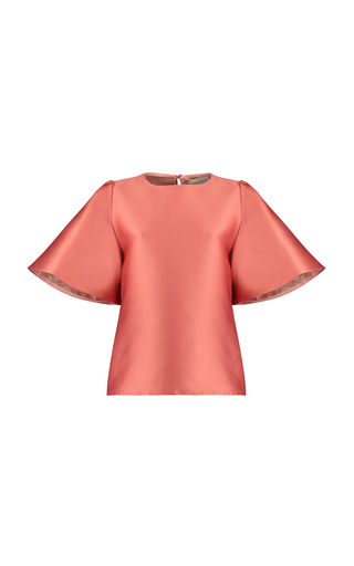 Medium merchant archive pink bell sleeve top