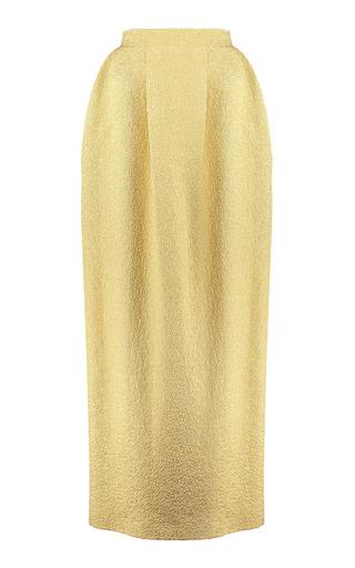 Medium merchant archive gold the tulip skirt