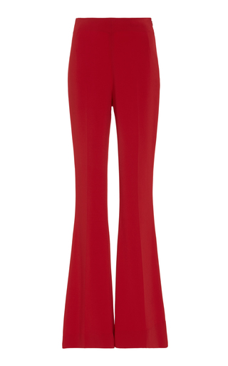 Medium semsem red camille high waisted pant