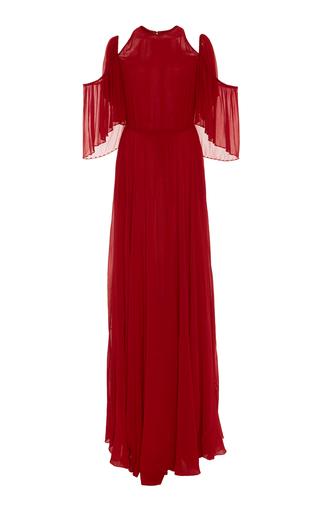 Medium semsem red tania long dress