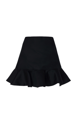 Medium semsem black sara flared skirt