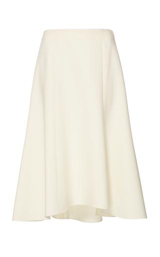 Medium yeon white kotone midi skirt
