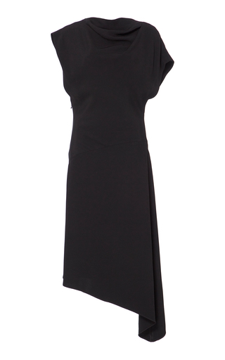 Medium yeon black hoshi cap sleeve dress