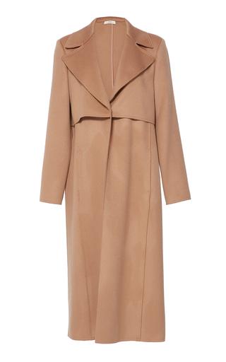 Medium yeon brown akira trench coat