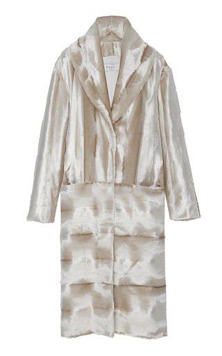 Medium marei 1998 neutral deutzia velvet coat