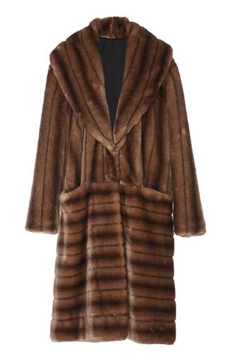 Medium marei 1998 brown deutzia faux fur coat