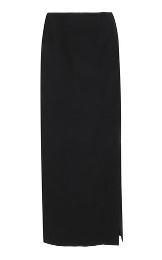 Medium marei 1998 black linaria pencil skirt