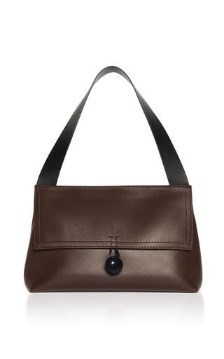 Medium corto moltedo brown rose shoulder bag 2