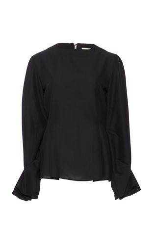 Medium yeon black midori long sleeve shirt