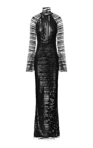 Medium rachel gilbert black tuulia gown