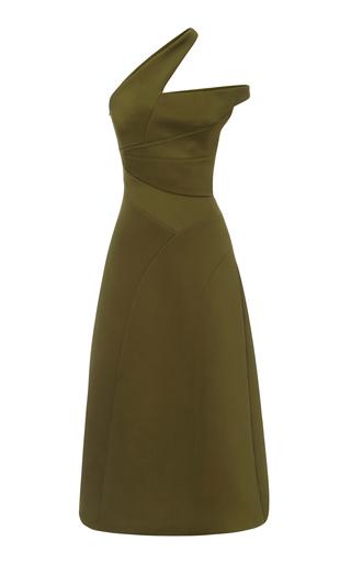 Medium rachel gilbert green asta dress