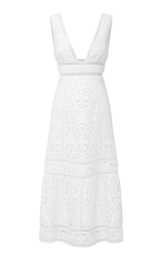 Medium rachel gilbert white sylvi dress